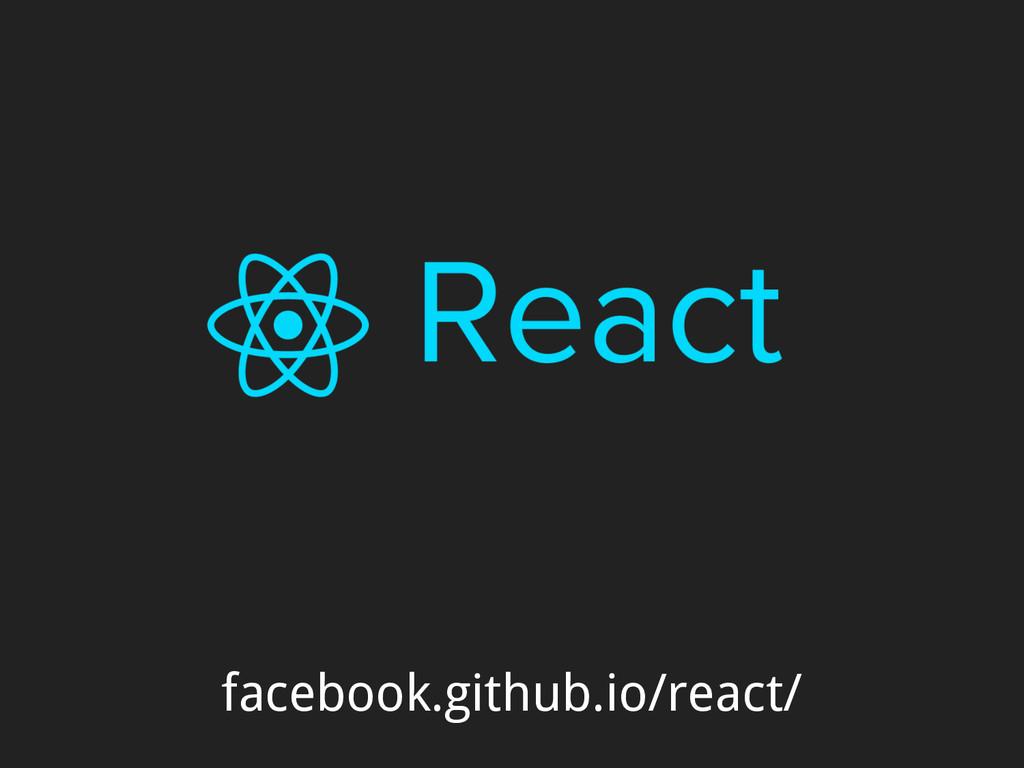 facebook.github.io/react/