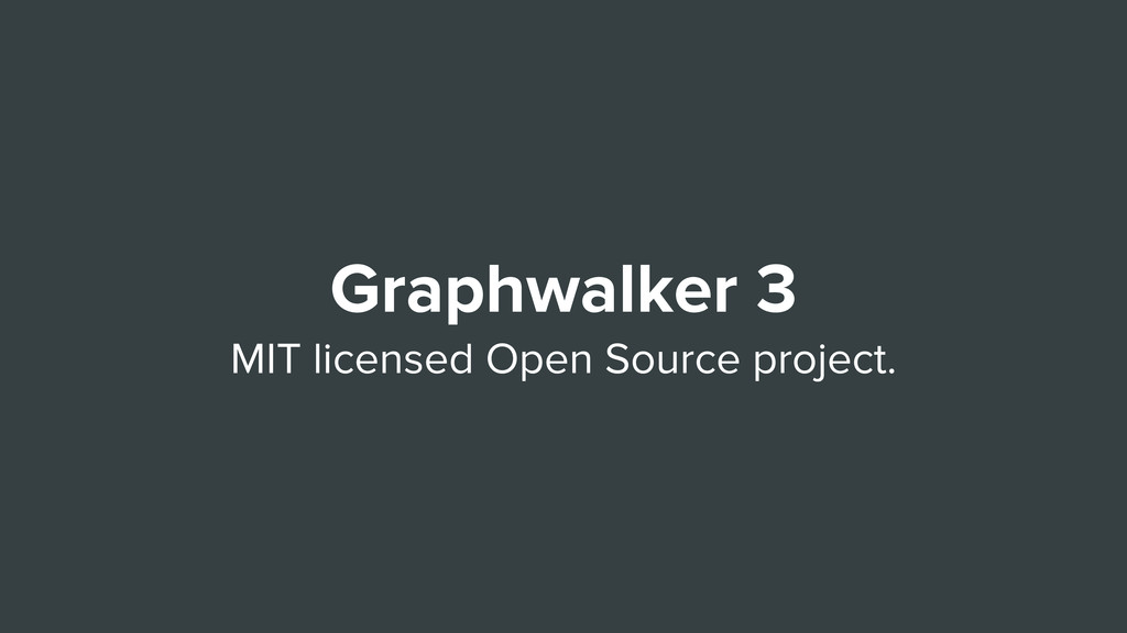 Graphwalker 3 MIT licensed Open Source project.