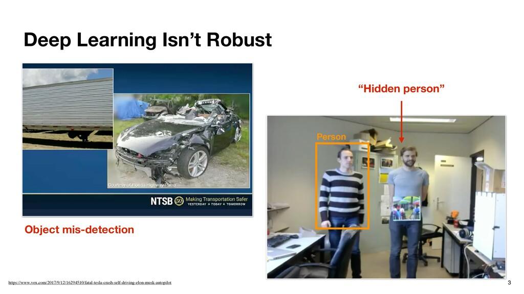 "Deep Learning Isn't Robust 3 ""Hidden person"" Ob..."