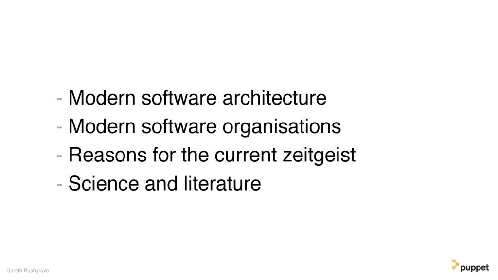 - Modern software architecture - Modern softwar...