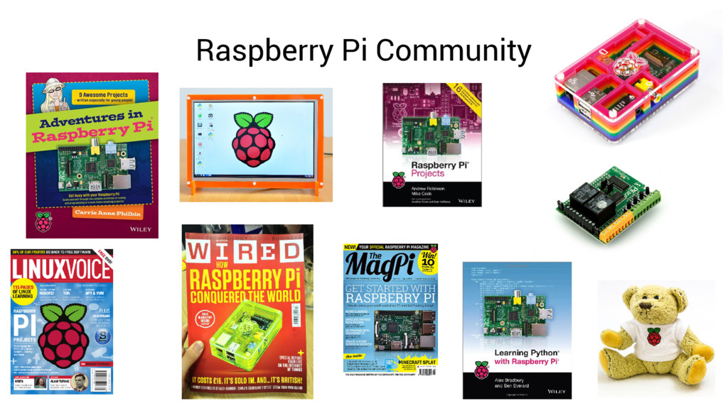 Raspberry Pi Community