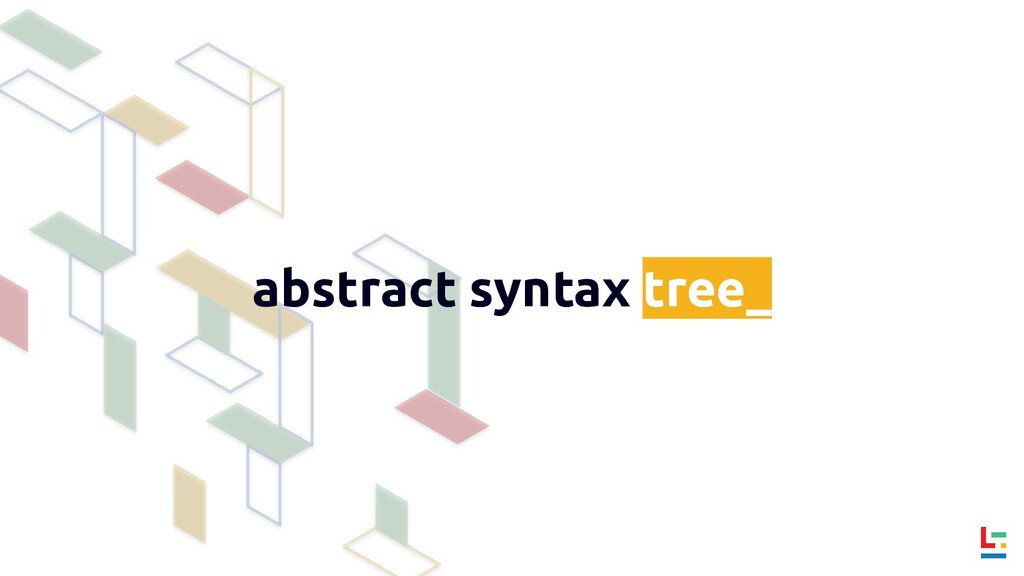 abstract syntax tree_