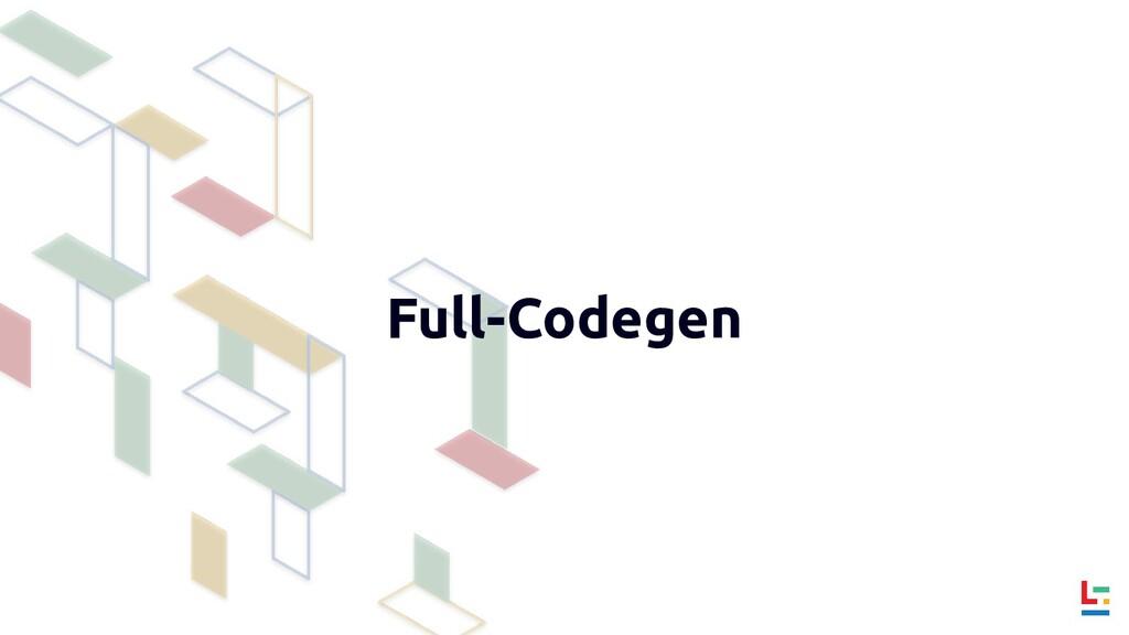 Full-Codegen