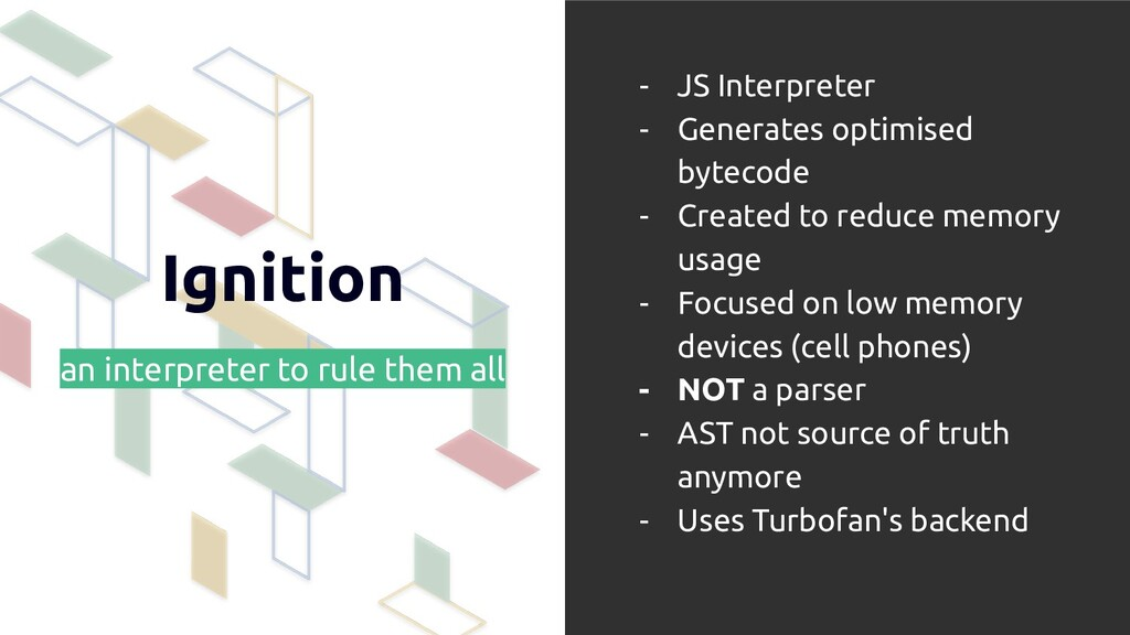Ignition an interpreter to rule them all - JS I...