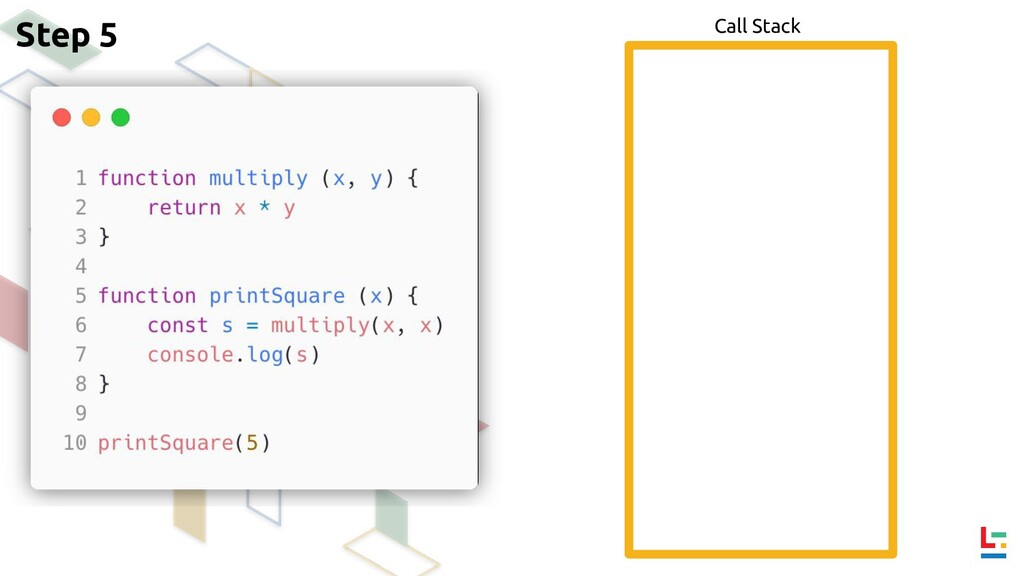 Call Stack Step 5