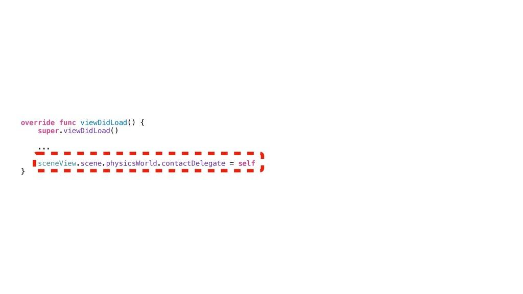 override func viewDidLoad() {   super.viewDidLo...