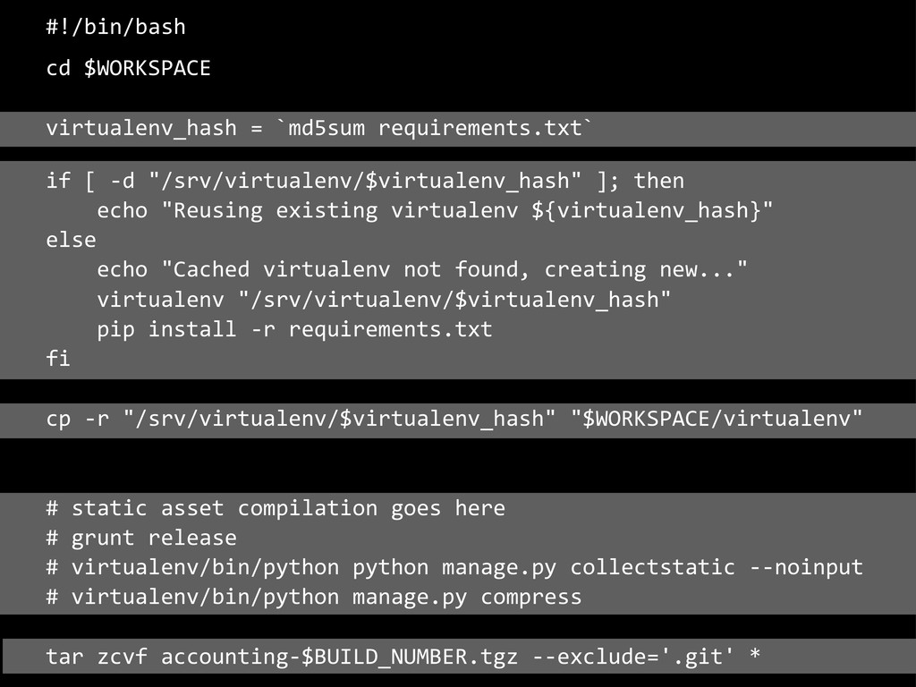 #!/bin/bash cd	