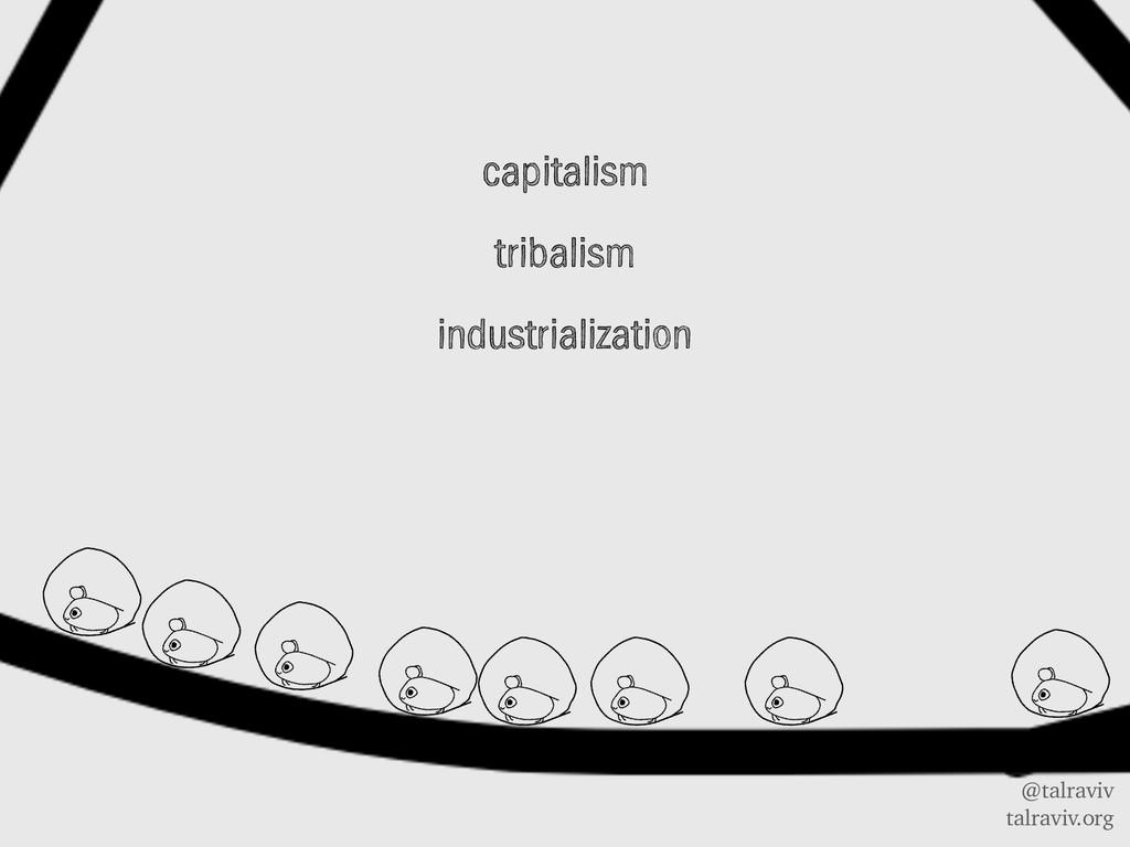 @talraviv talraviv.org capitalism tribalism ind...