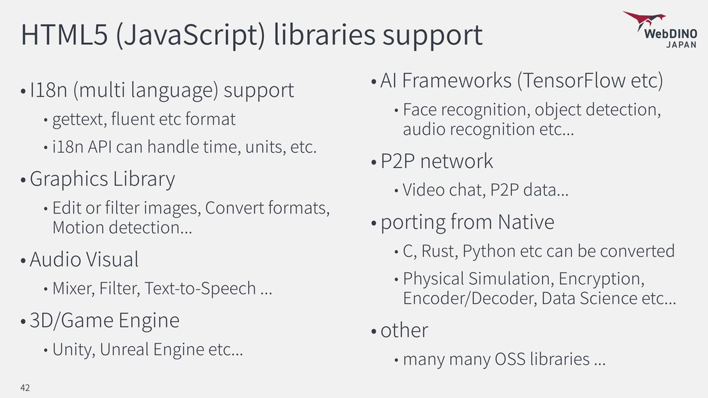 HTML5 (JavaScript) libraries support I18n (mult...