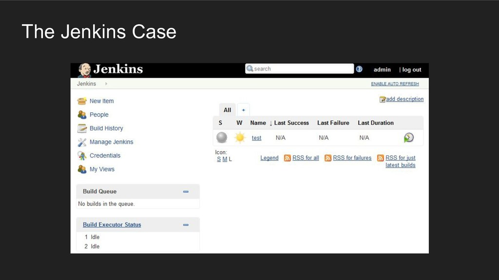 The Jenkins Case