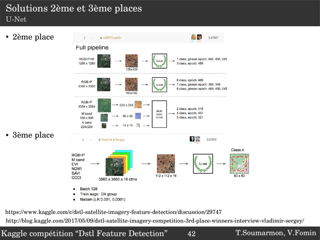 T.Soumarmon, V.Fomin Solutions 2ème et 3ème pla...