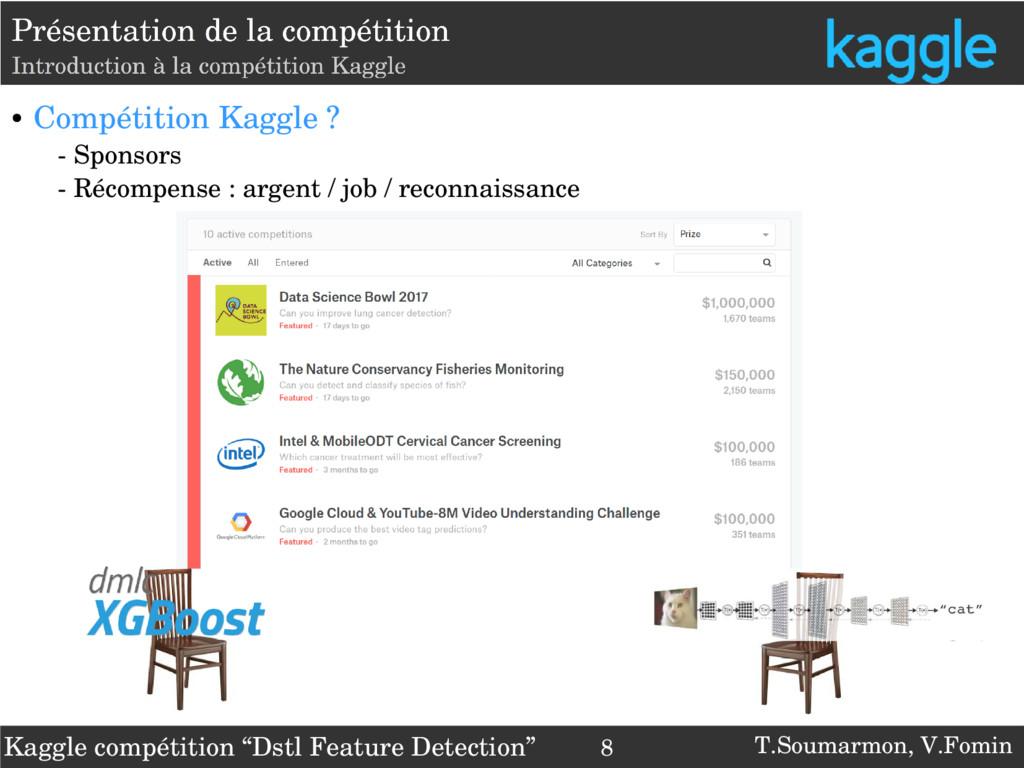 T.Soumarmon, V.Fomin ● Compétition Kaggle ?  S...