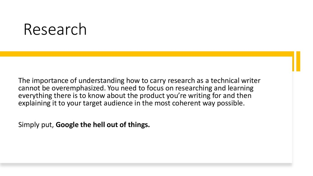 Interswitch - INTERNAL Research The importance ...