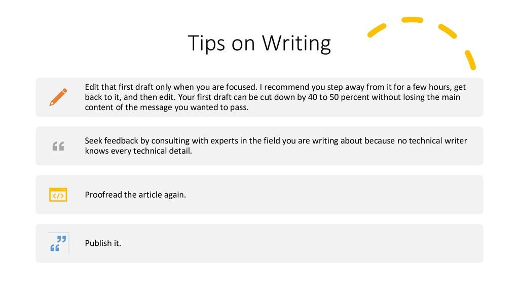 Interswitch - INTERNAL Tips on Writing Edit tha...