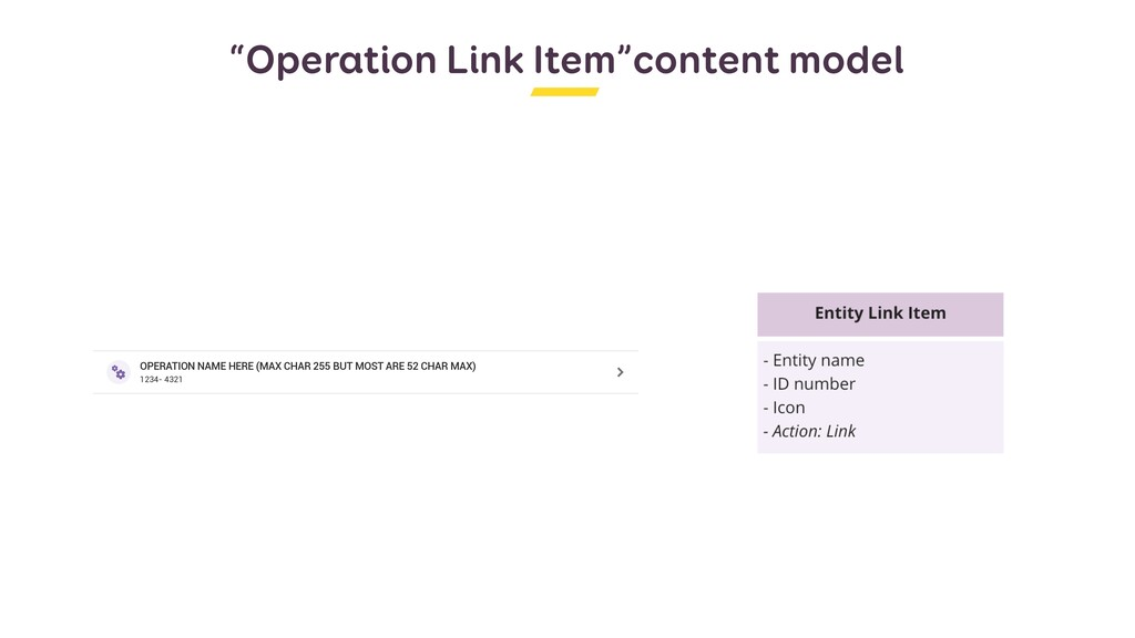 """Operation Link Item""content model Stéphanie Wa..."