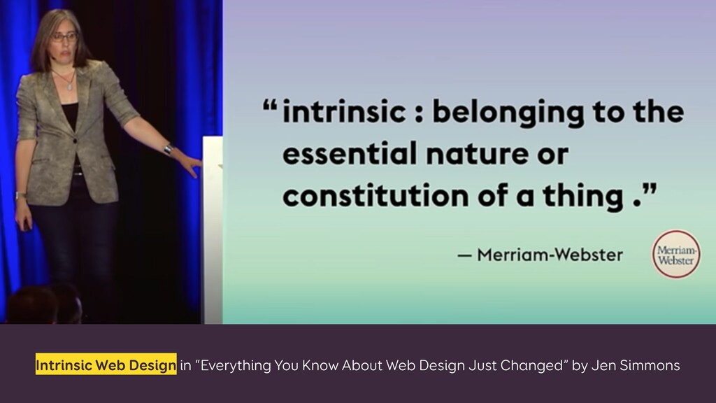 "Intrinsic Web Design in ""Everything You Know Ab..."