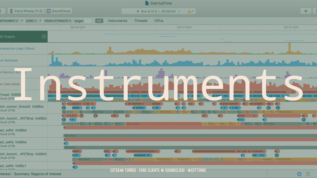 Instruments Esteban Torres • Core Clients @ Sou...