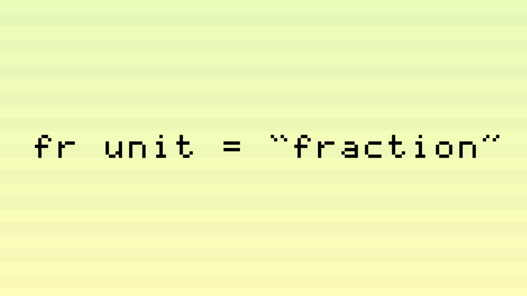 "fr unit = ""fraction"""