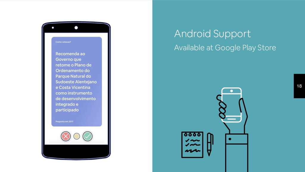 Android Support Available at Google Play Store ...