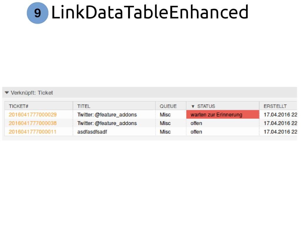 LinkDataTableEnhanced 9
