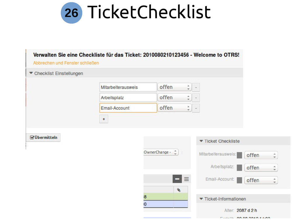TicketChecklist 26
