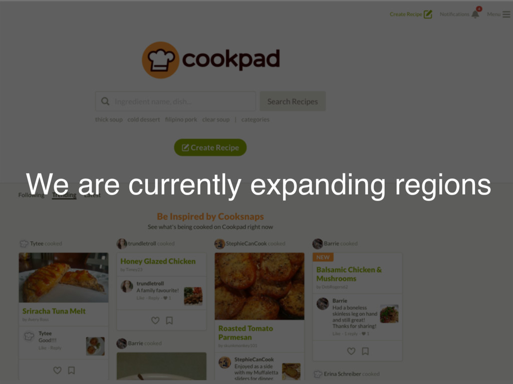 (MPCBMαʔϏεͷઆ໌ We are currently expanding regions