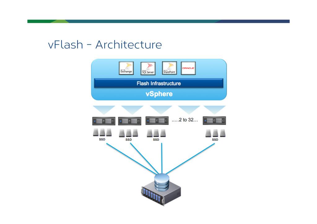 vFlash - Architecture
