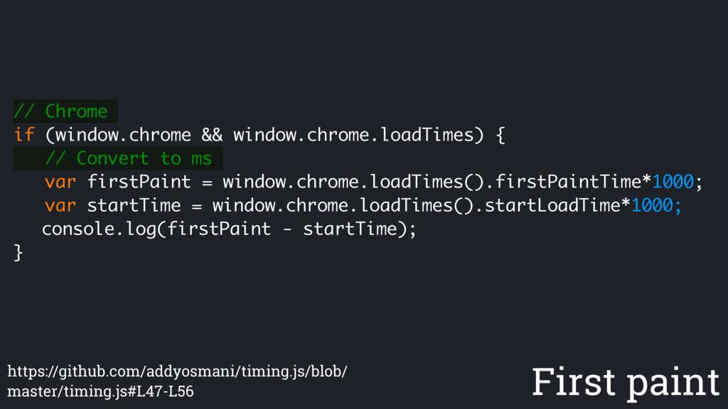 // Chrome if (window.chrome && window.chrome.lo...