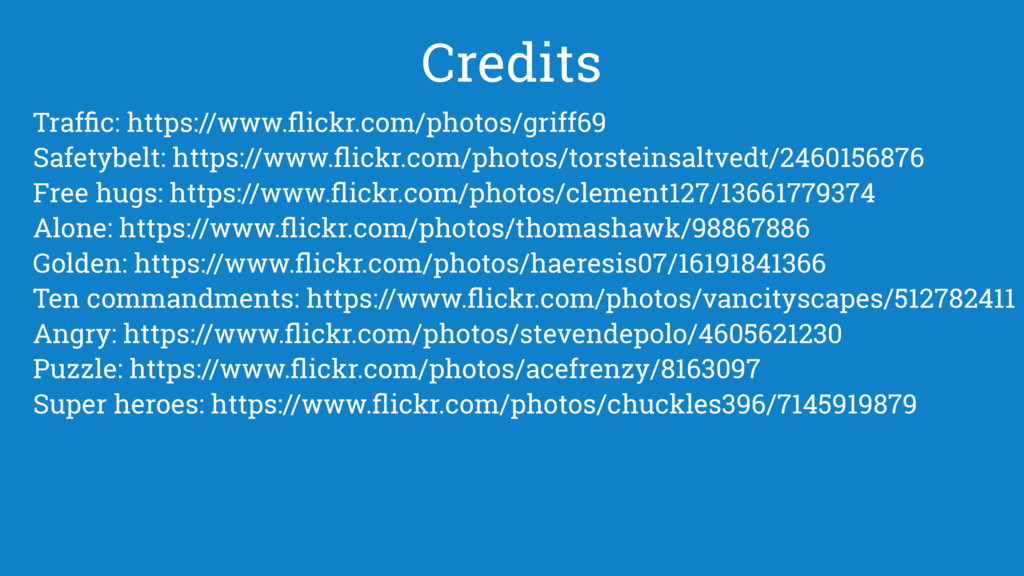 Traffic: https://www.flickr.com/photos/griff69 Sa...