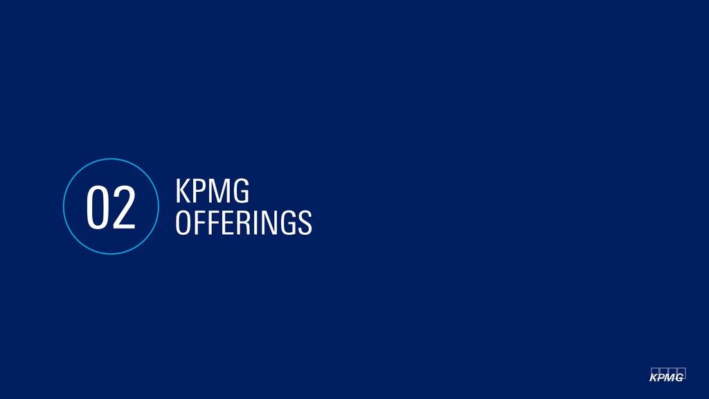 KPMG OFFERINGS 02 kpmg