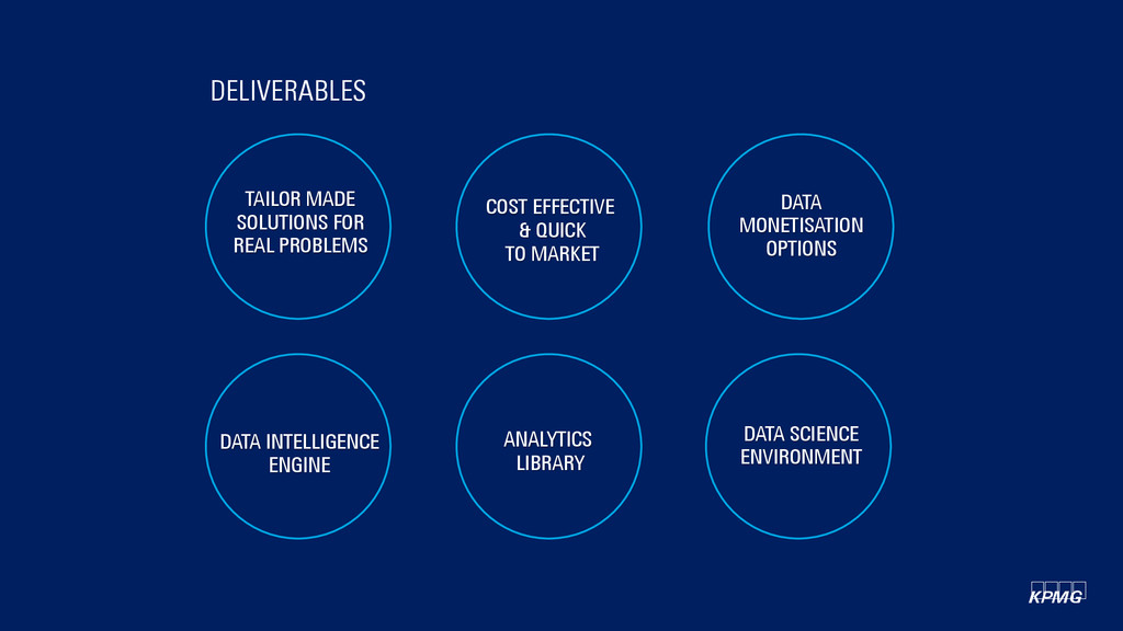 DELIVERABLES DATA MONETISATION OPTIONS TAILOR M...