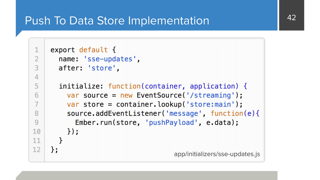 42 Push To Data Store Implementation app/initia...