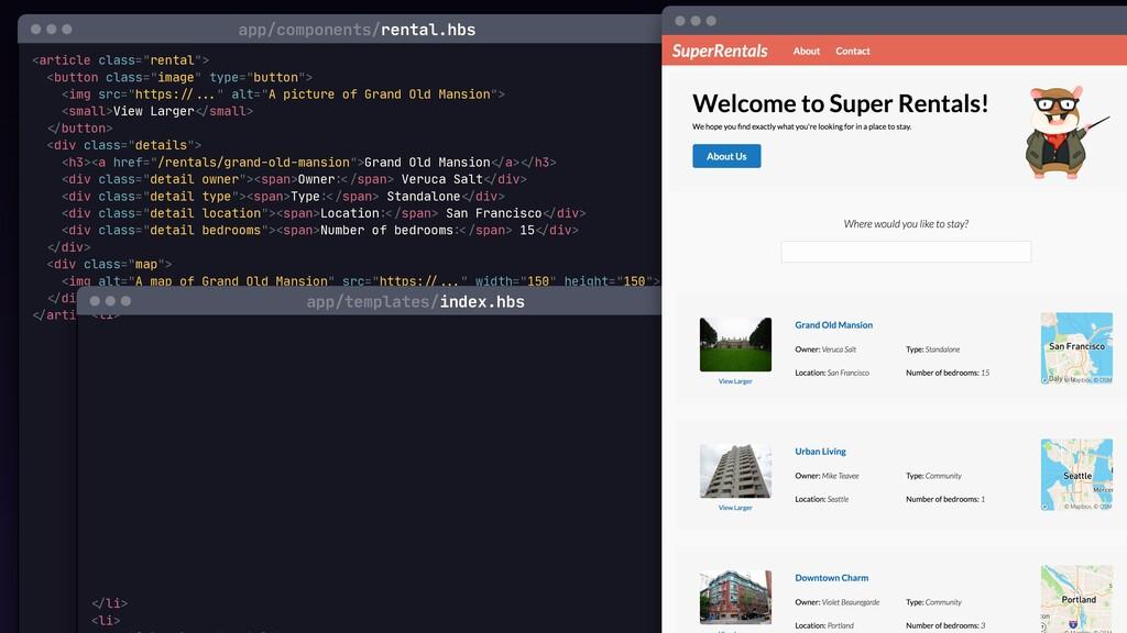 """app/components/rental.hbs <article class=""""renta..."""