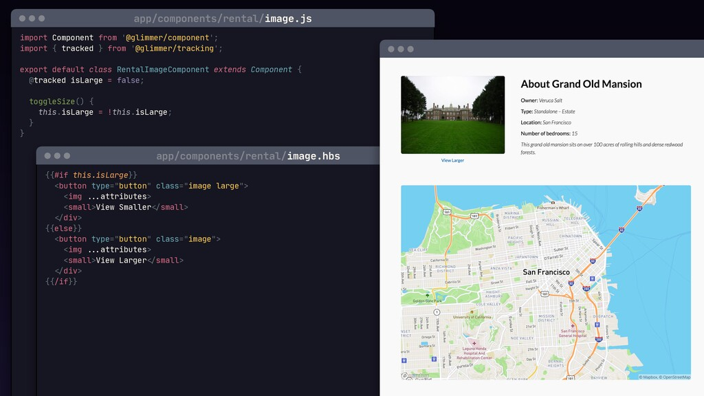 import Component from '@glimmer/component';  im...
