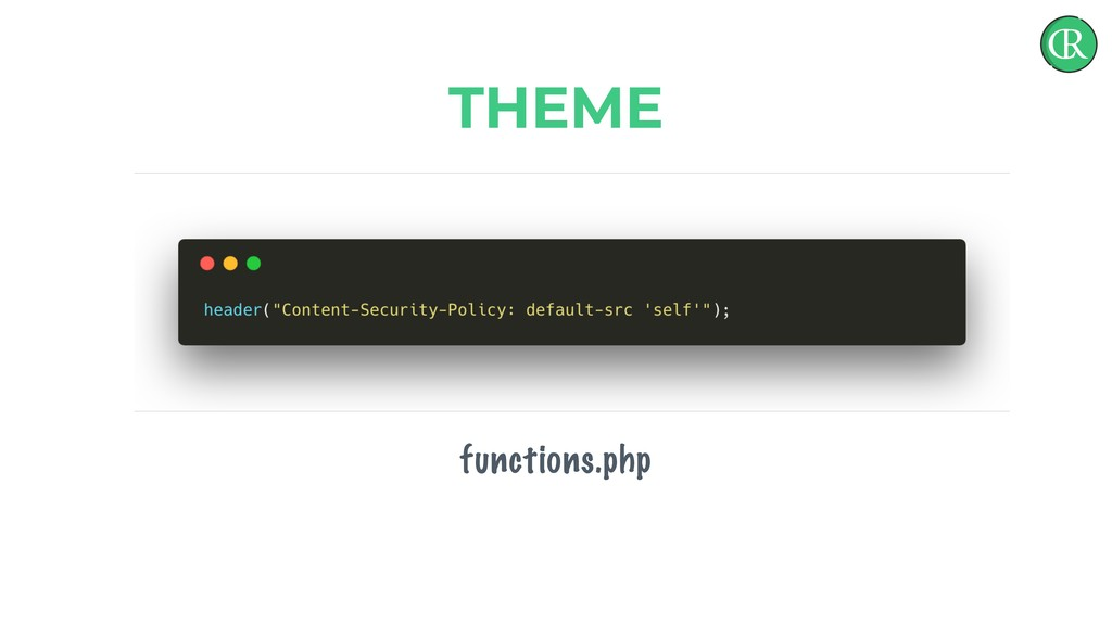 THEME functions.php