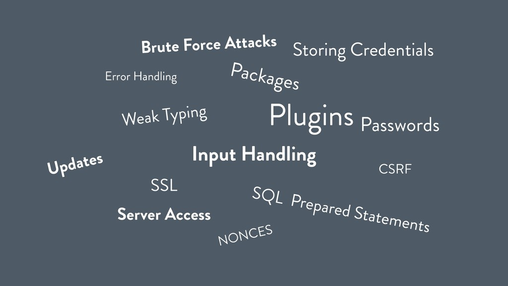 SSL Input Handling Updates Packages Plugins CSR...