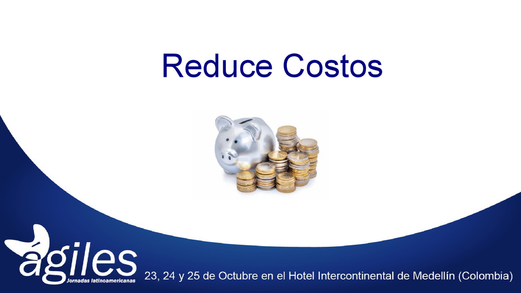 Reduce Costos