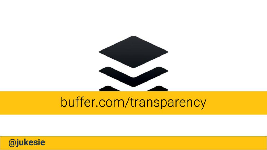 @jukesie buffer.com/transparency