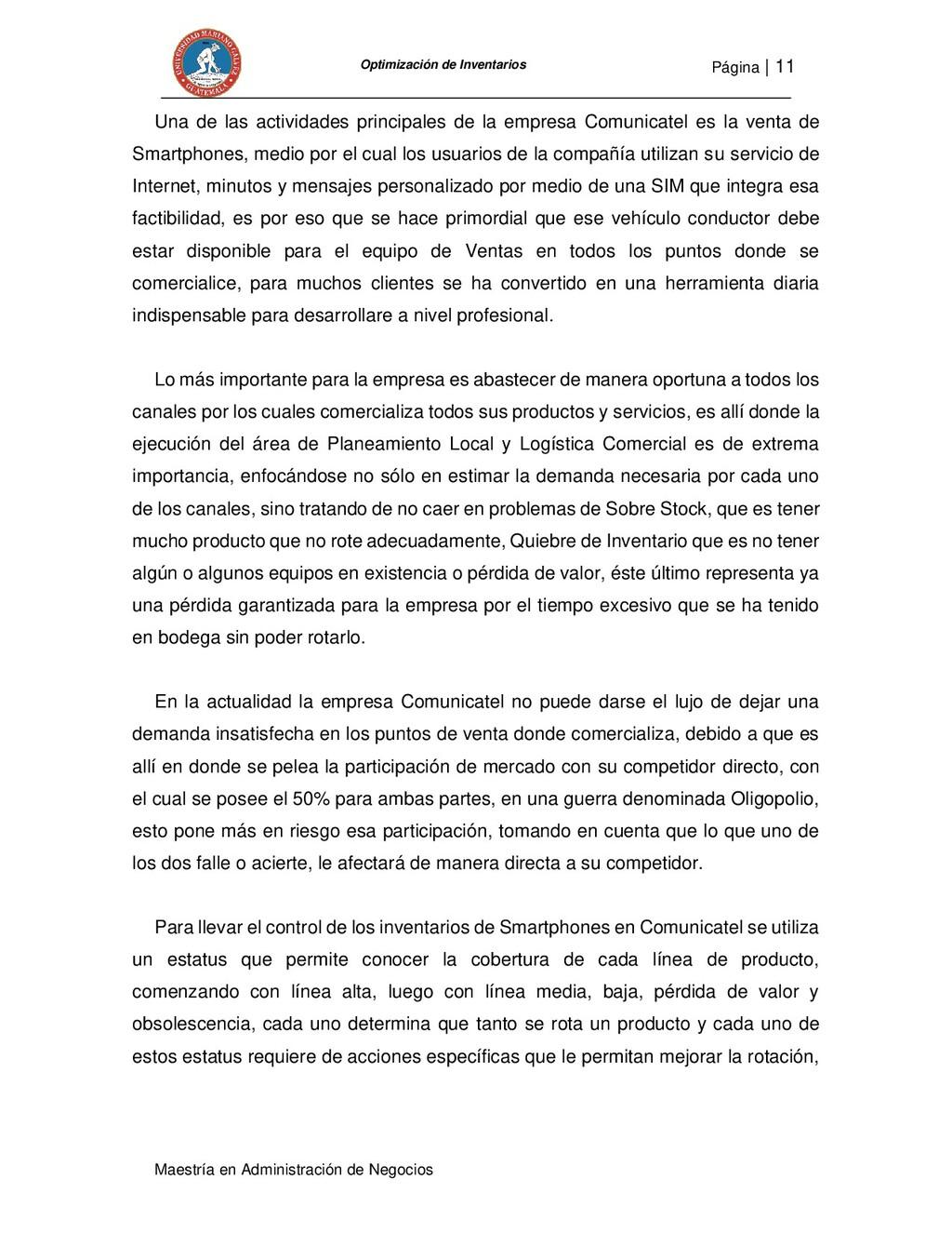 Página   11 Maestría en Administración de Negoc...