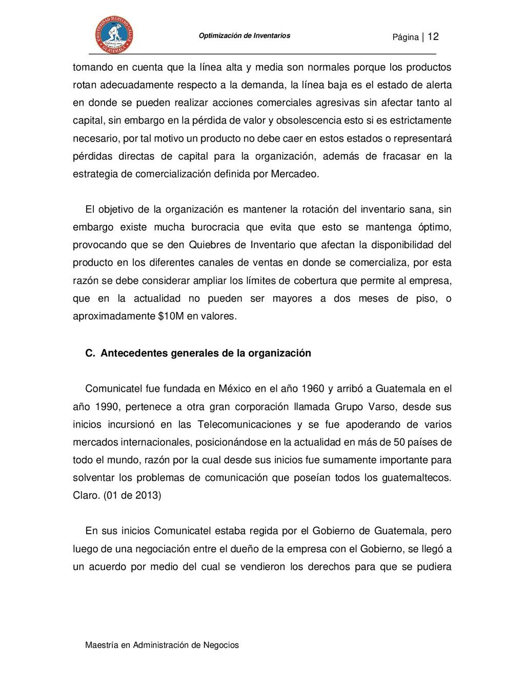 Página   12 Maestría en Administración de Negoc...
