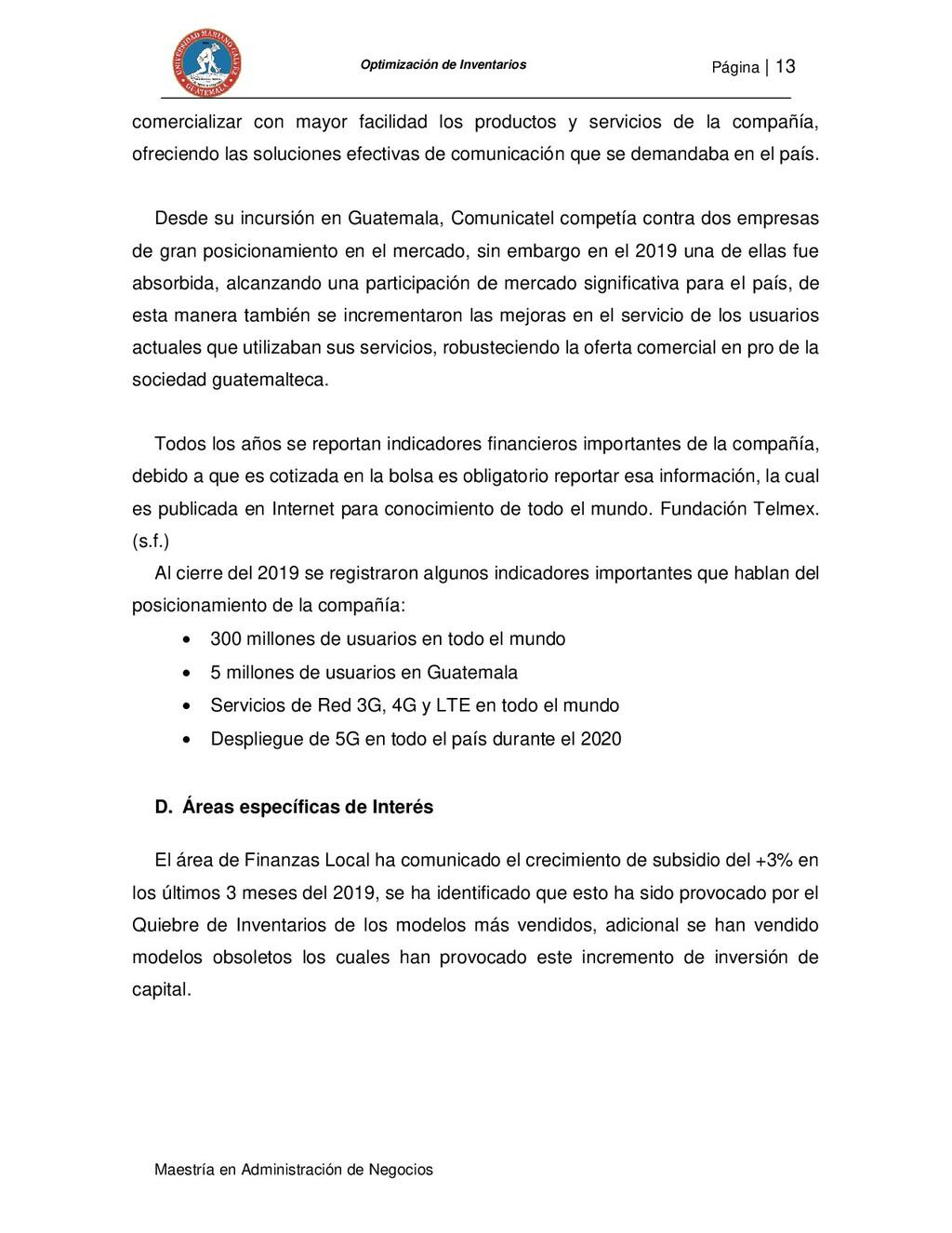 Página   13 Maestría en Administración de Negoc...