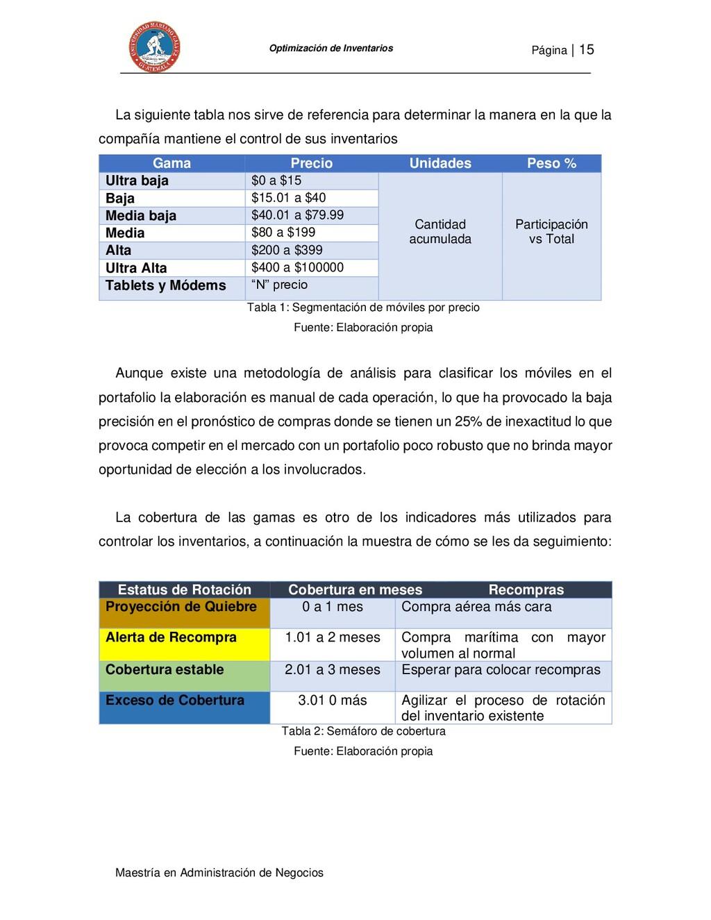 Página   15 Maestría en Administración de Negoc...