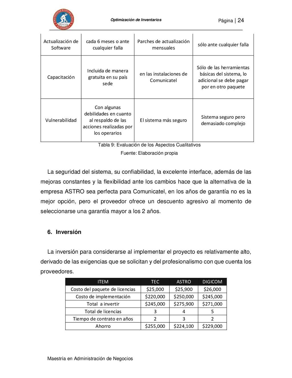 Página   24 Maestría en Administración de Negoc...