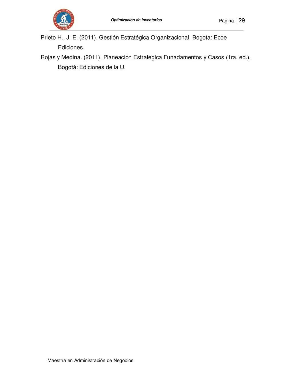 Página   29 Maestría en Administración de Negoc...