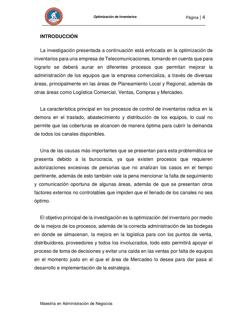Página   4 Maestría en Administración de Negoci...
