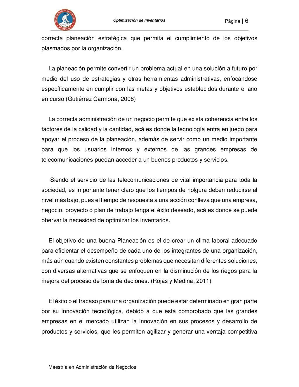 Página   6 Maestría en Administración de Negoci...