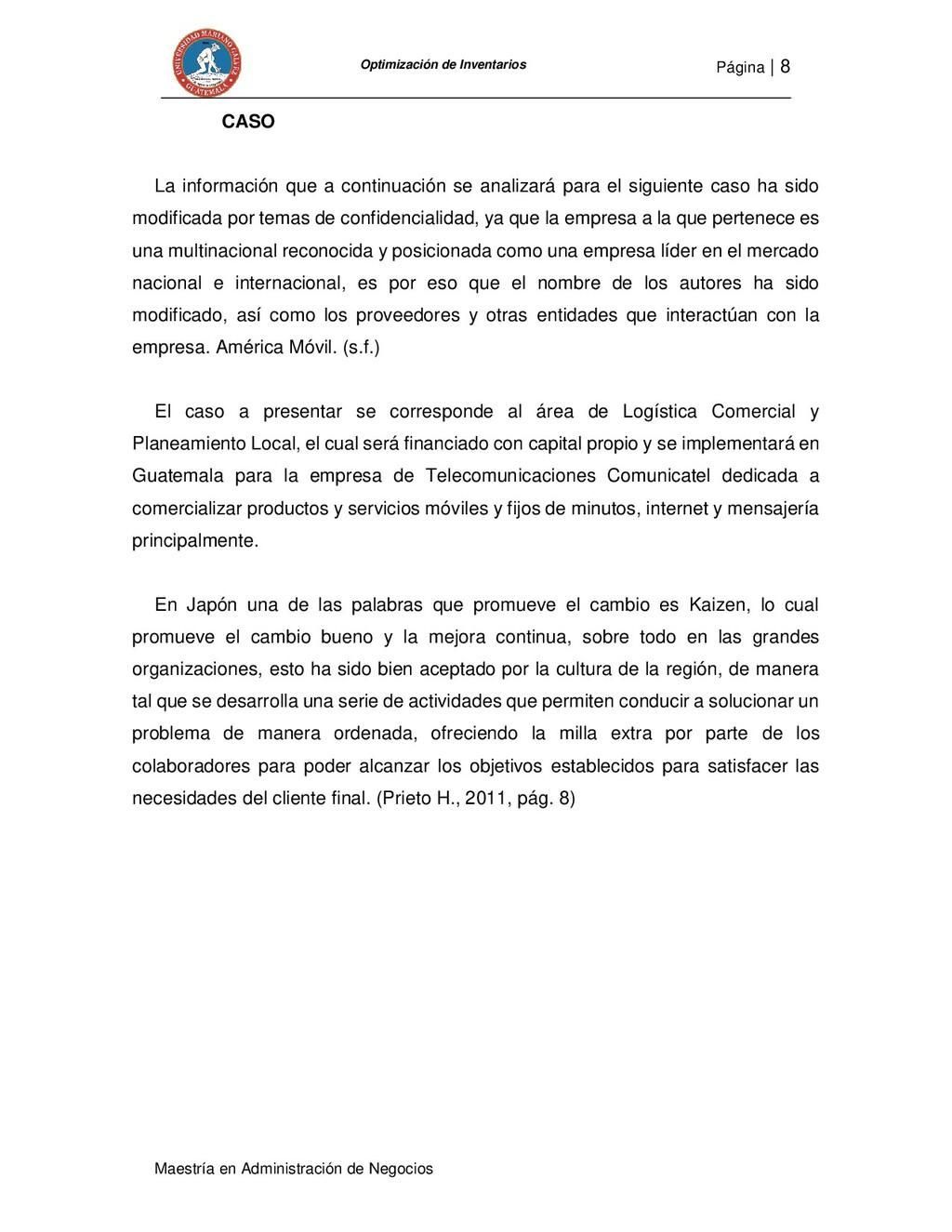 Página   8 Maestría en Administración de Negoci...