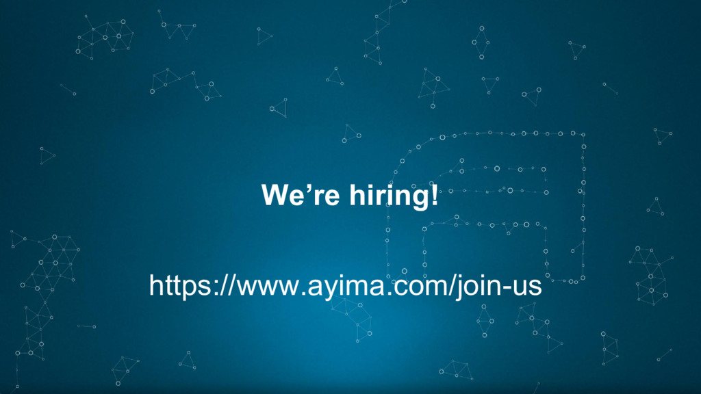 We're hiring! https://www.ayima.com/join-us