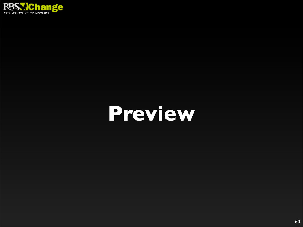 CMS E-COMMERCE OPEN SOURCE 60 Preview