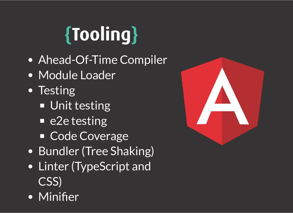 { {Tooling Tooling} } Ahead-Of-Time Compiler Mo...
